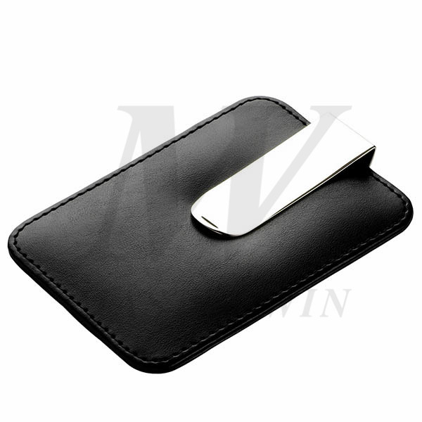 PU_Metal_Credit_Card_Pouch_with_Money_Clip_B86399