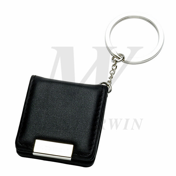 Leather/Metal Keyholder with Photo Frame_64779