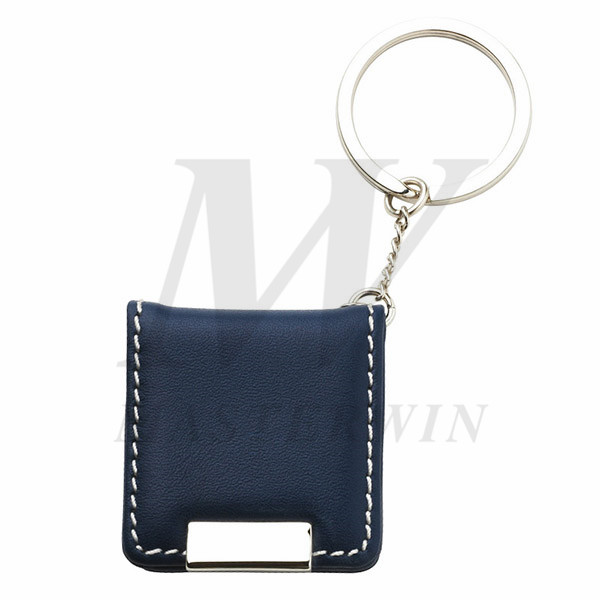 Leather/Metal Keyholder with Photo Frame_64779-02