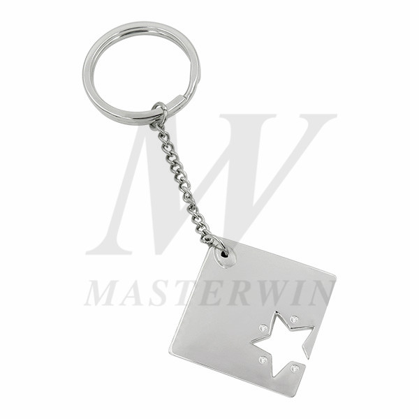 Metal Keyholder with Crystals_65042