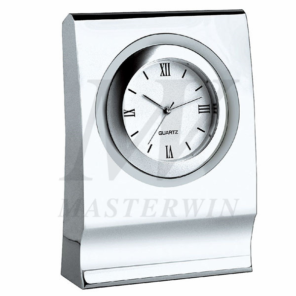 Metal Desk Quartz Clock_B2033