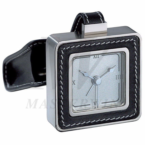 Travel Alarm Clock with Clock Pouch_85045