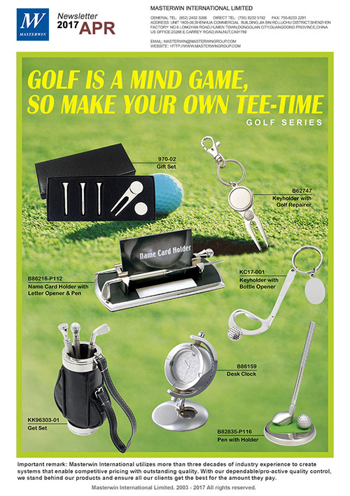 Golf is a mind game, so make your own Tee-Time