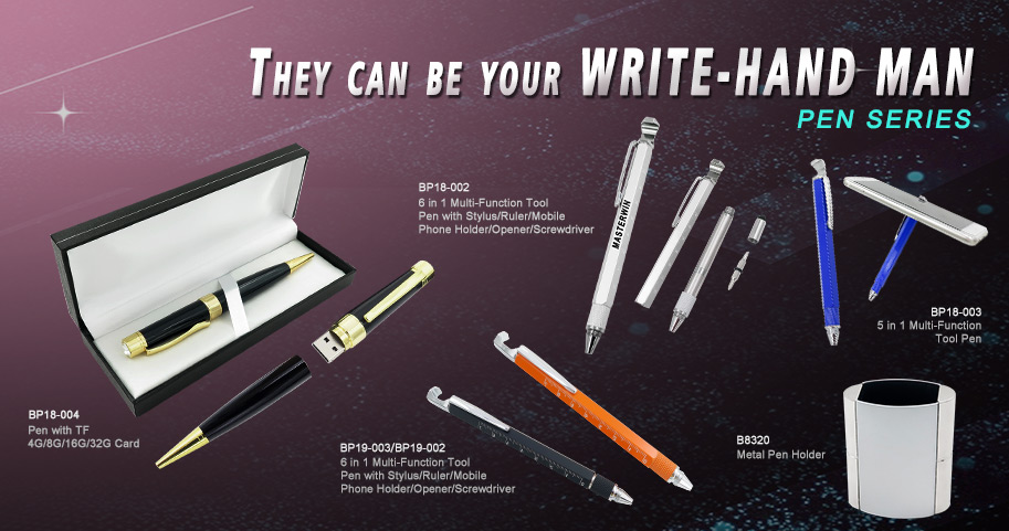 They can be your write-hand man