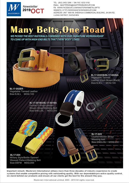 Many Belts,One Road