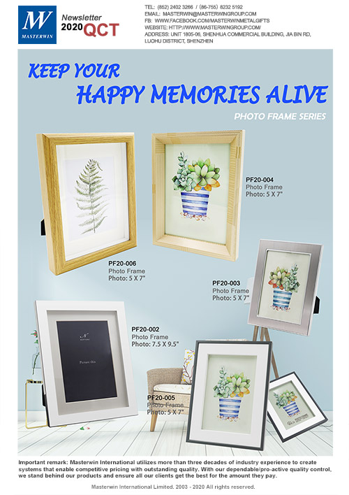 Keep your Happy Memories alive
