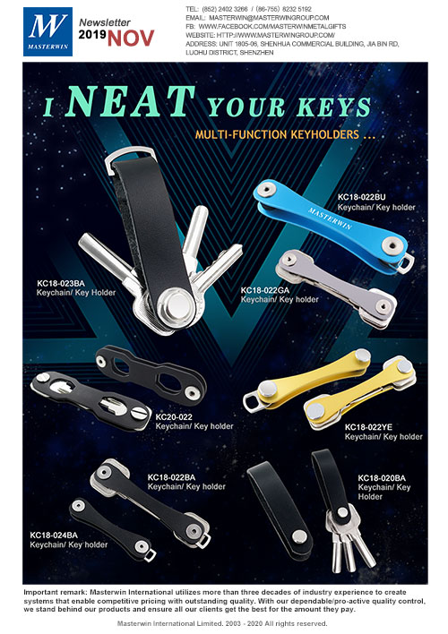 I Neat your Keys